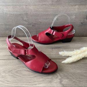 SAS Suntimer Heel Strap Sandal
